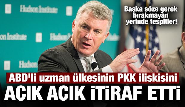 Başka söze gerek yok! ABD'li uzmandan YPG/PKK itirafı