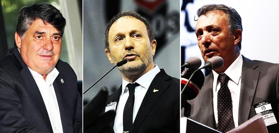 Beşiktaş başkanını seçiyor! Oy verme sona erdi