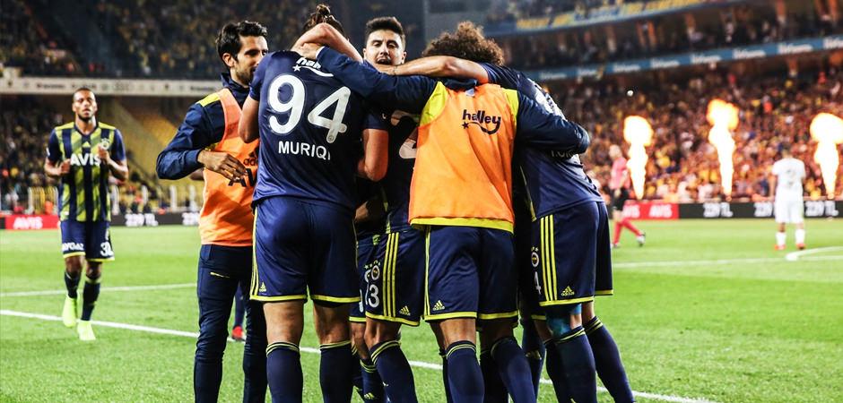 Denizlispor - Fenerbahçe! Muhtemel 11'ler