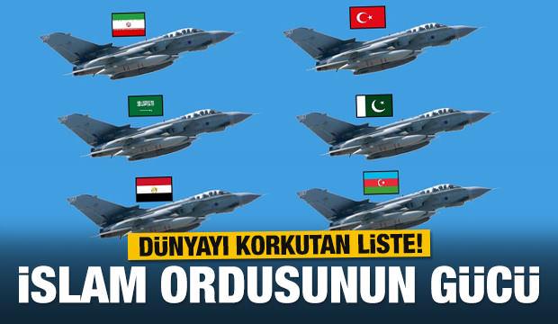İşte İslam Ordusu üyesi 34 ülke ve savaş güçleri
