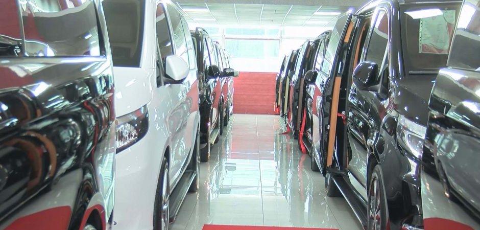 Mahkeme karar verdi, araçların hepsi satışa çıktı