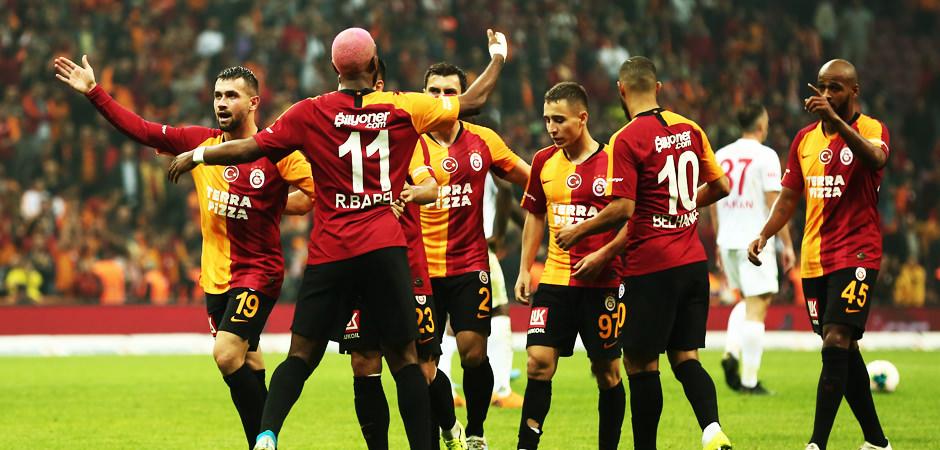 Galatasaray'dan 30 yıl sonra bir ilk!