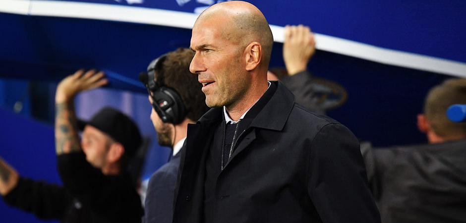 Zidane'den Galatasaray maçı cevabı