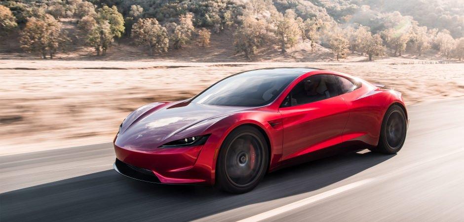En hızlısı Roadster 2 olacak