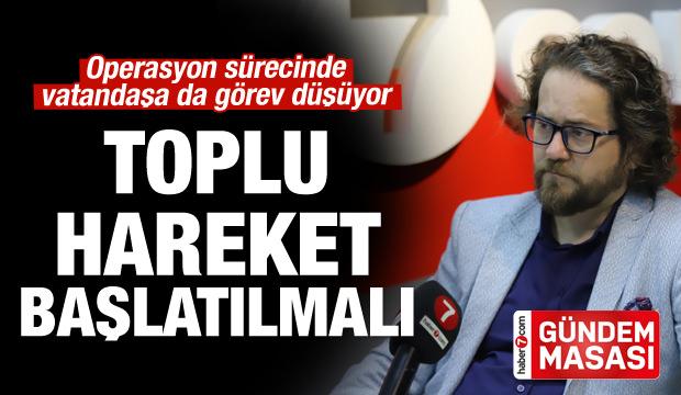 Ercan: Toplu spam hareketleri başlatılmalı!