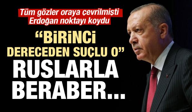 Erdoğan Ayn el-Arab (Kobani) için noktayı koydu!