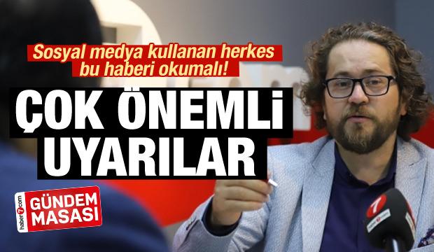 Said Ercan'dan çok önemli uyarılar!
