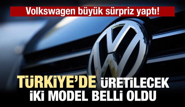 Volkswagen Türkiye'de Passat ve Superb modellerini üretecek
