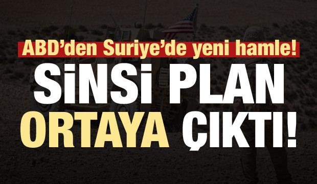 ABD'den Suriye'de yeni hamle! Dikkat çeken detay