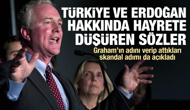 Graham'ın adını verdi! Türkiye ve Erdoğan hakkında pes dedirten sözler