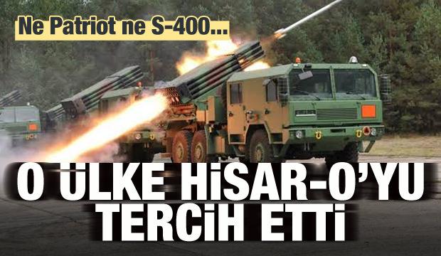 Bangladeş, Patriot ve S-400'ü değil HİSAR-O'yu tercih etti