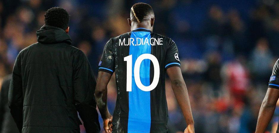 Club Brugge ile G.Saray arasında Diagne krizi!