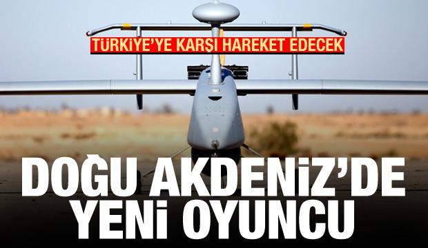 Doğu Akdeniz'e özel olarak indirdiler! Türkiye'ye karşı hareket edecek
