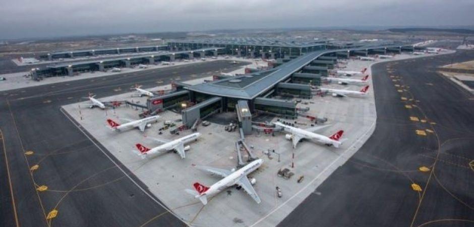 İstanbul Havalimanı 15 milyon Çinlinin transfer noktası olacak