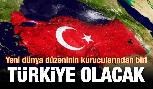 Şentop: Türkiye, yeni dünya düzeninin kurucularından birisi olacak