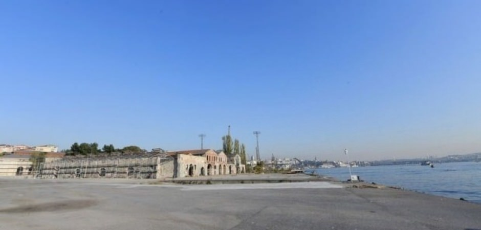 Tersane İstanbul'da 15 bin kişiye iş imkanı