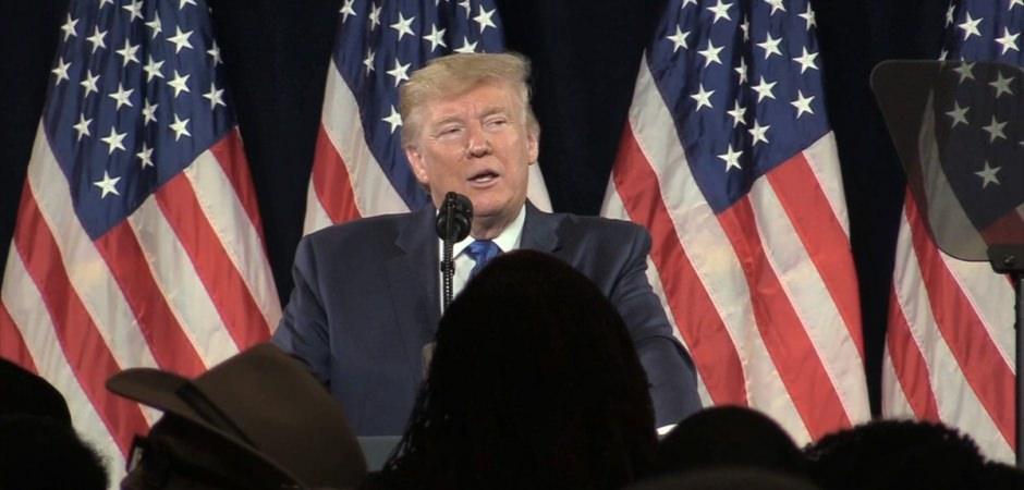 Trump'tan faiz çağırısı