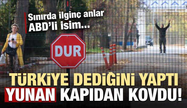 Türkiye sınır dışı etti, Yunanistan kabul etmeyince...