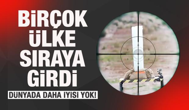 Türkiye'nin gururu: Bora-12