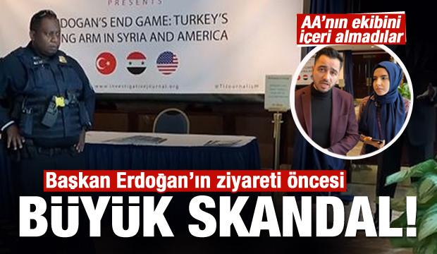 Washington'da Türkiye'ye karşı kara propaganda!