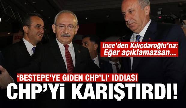 Muharrem İnce'den Kılıçdaroğlu'na: Eğer açıklamazsan...
