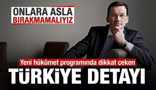 Polonya Başbakanı: AB reel bir teklif sunmazsa Türkiye...