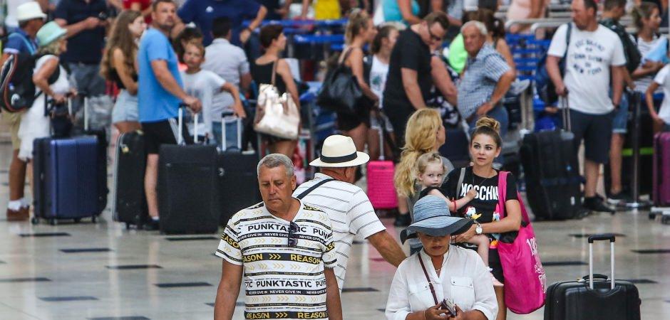 Antalya turizminde 15 milyon rekoru