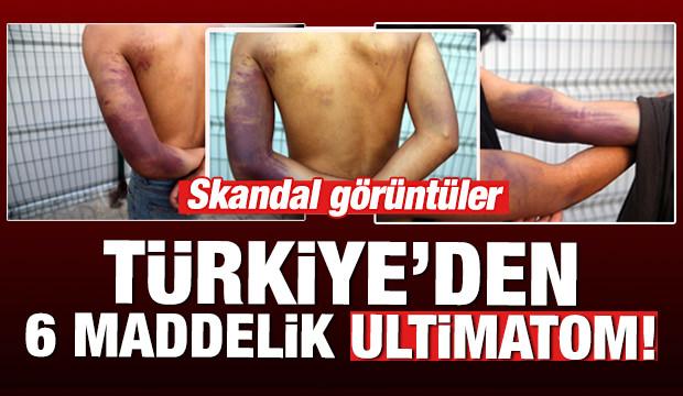 Son dakika haberi: Türkiye'den Yunanistan'a 6 maddelik ultimatom!