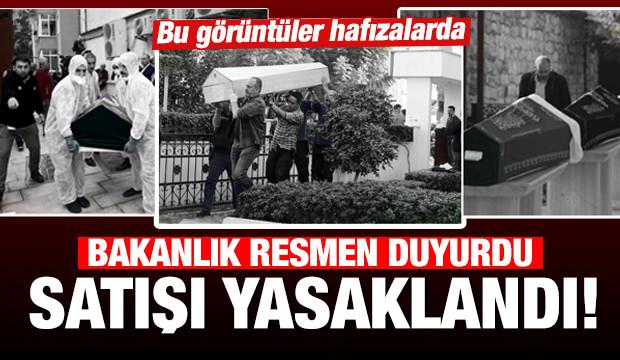 Son Dakika: Türkiye'nin gündemine oturmuştu! Satışına yasak geliyor