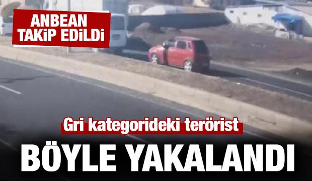 Terörist Semra Tuncer'in yakalanma anı paylaşıldı