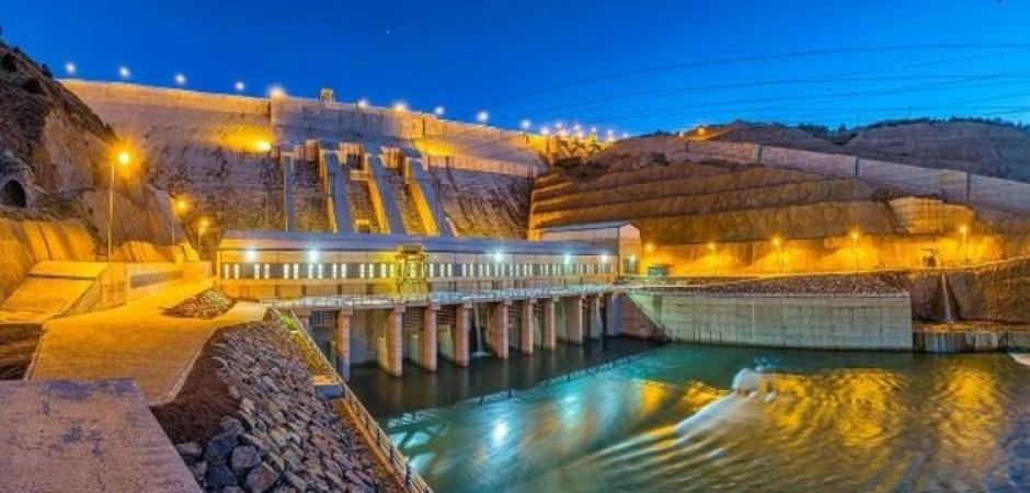 """Yukarı Kaleköy Barajı ve HES Projesi'ne """"örnek baraj"""" ödülü"""