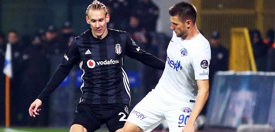 Kasımpaşa - Beşiktaş! Muhtemel 11'ler