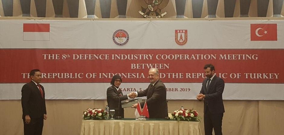 Endonezya ve Türkiye birlikte atağa geçiyor