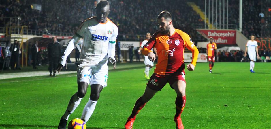 Galatasaray-Alanyaspor! Muhtemel 11'ler