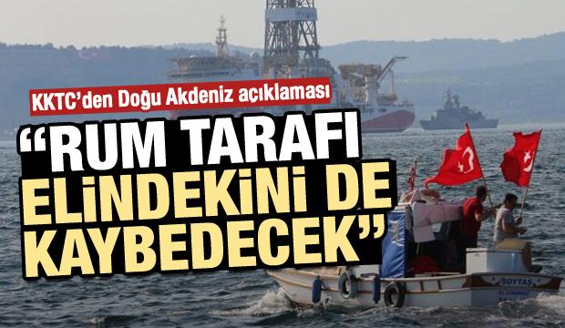 KKTC Başbakanı Tatar'dan Doğu Akdeniz açıklaması!