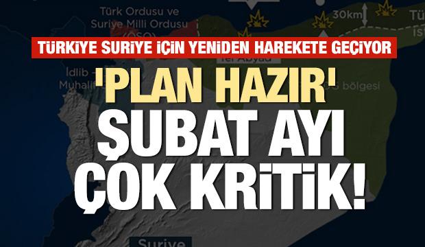 Kritik toplantı sonrası 'Plan hazır' deyip Şubat ayını işaret etti