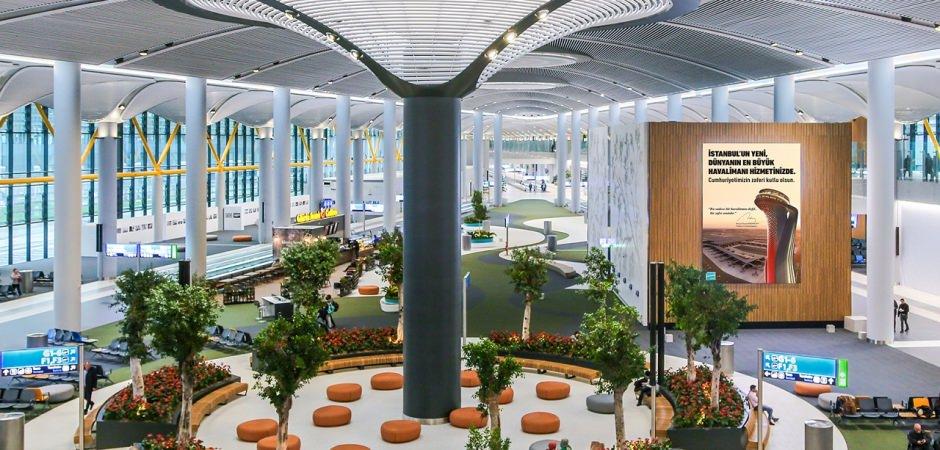 """İstanbul Havalimanı, dünyada """"oyunu değiştiren"""" projeler arasında"""