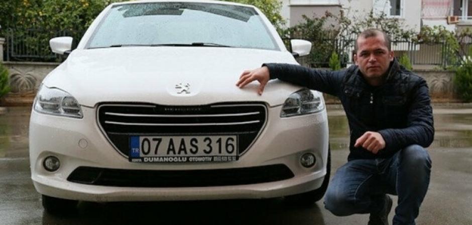 İkinci el araç alırken dikkat! Plaka değiştirdi hayatının şokunu yaşadı