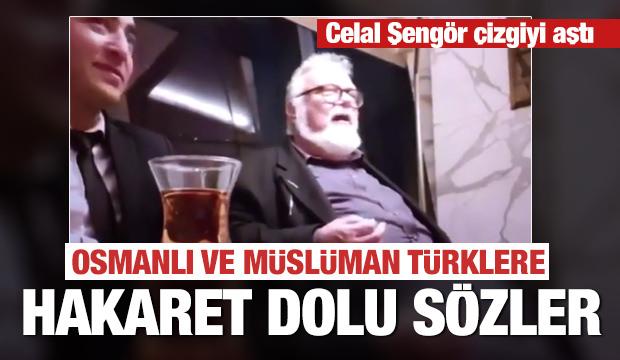 Celal Şengör'den skandal sözler: En cahil Türkler, Müslüman Türklerdir