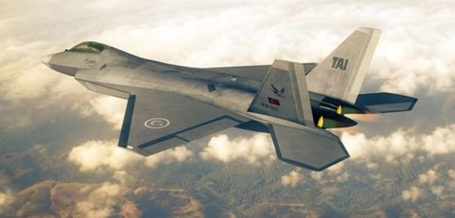 Milli savaş uçağında önemli gelişme! Bakan canlı yayında açıkladı