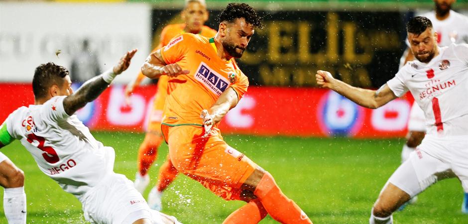 Süper Lig'de haftanın açılış maçında beraberlik!