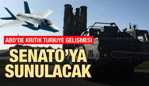 Son dakika: ABD'de yaptırım tasarısına onay! Türkiye'den ilk açıklama