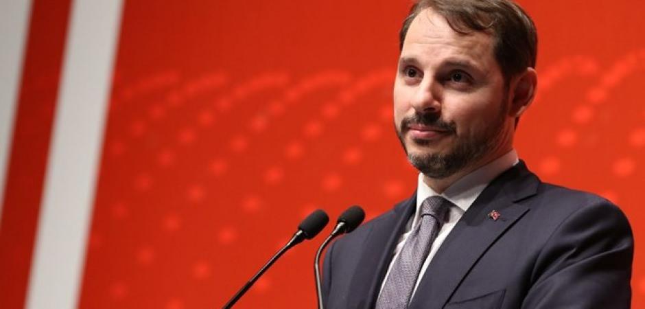 Son dakika haberi: Bakan Albayrak'tan önemli faiz açıklaması