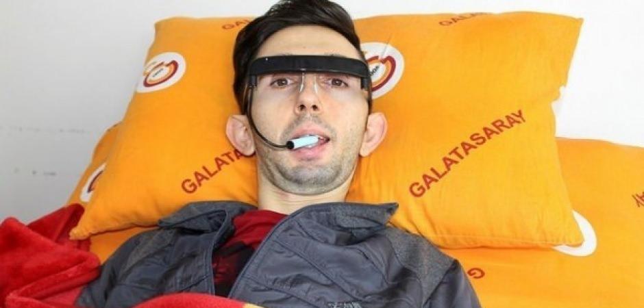 Türk girişimcinin ürettiği gözlük, felçlilerin umudu oldu