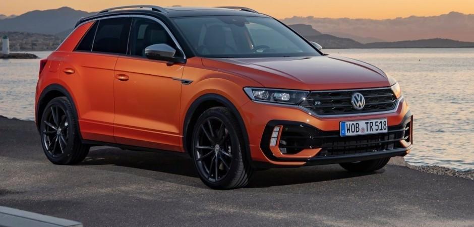 Volkswagen'in SUV modelinden yeni detaylar!