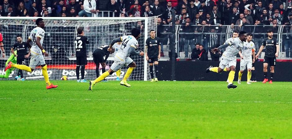 Yeni Malatyaspor Beşiktaş'ı yıktı! Müthiş seri bitti...