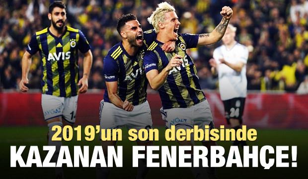 Fenerbahçe - Beşiktaş: 3-1