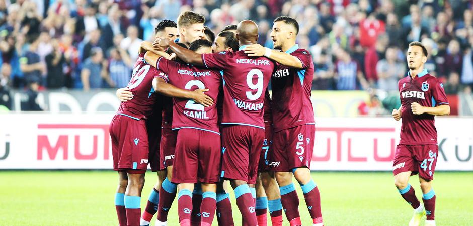Trabzonspor - Yukatel Denizlispor