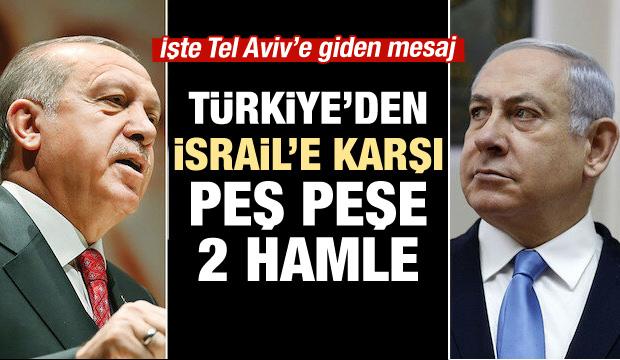 Türkiye'den İsrail'e 2 uyarı