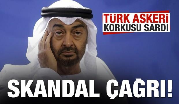 BAE'den skandal 'Türkiye' çağrısı